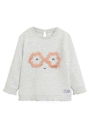 ROSE - Sweatshirt - hellgrau meliert