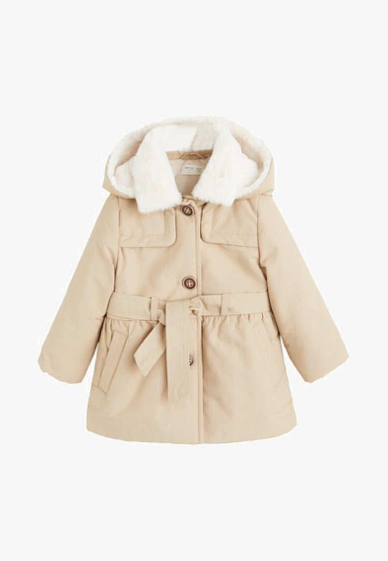 Mango - DINA - Winter coat - beige