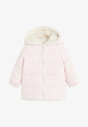 TEDDY - Kurtka zimowa - pink