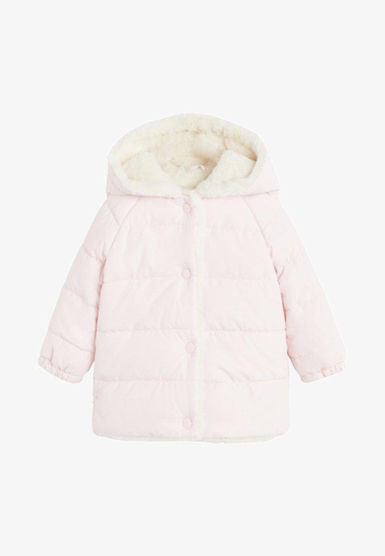 Mango - TEDDY - Winterjacke - pink