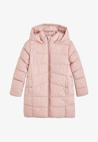 Mango - ALILONG - Płaszcz zimowy - pink - 0