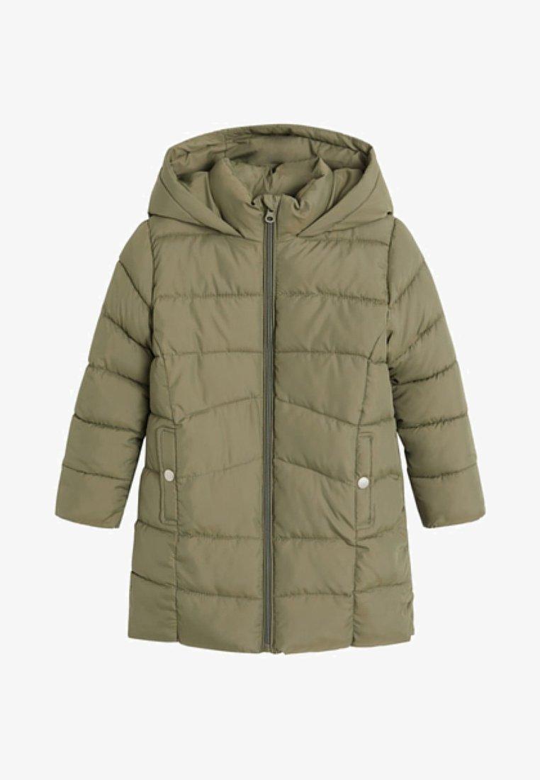 Mango - ALILONG - Płaszcz zimowy - khaki