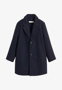 Mango - FORMAL - Manteau classique - dark navy blue - 0