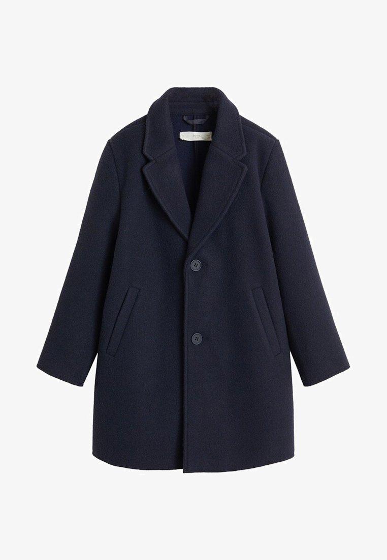 Mango - FORMAL - Frakker / klassisk frakker - dark navy blue