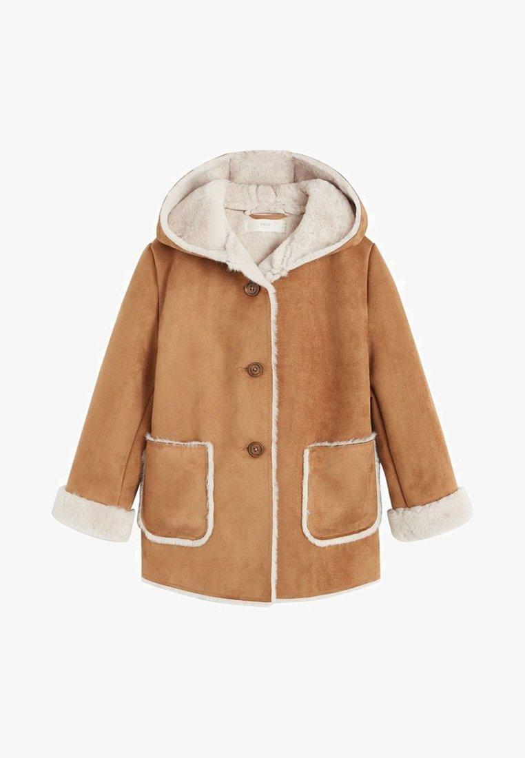 Mango - DOBLE - Winter coat - tobacco-brown