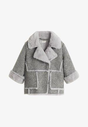 MALI - Kurtka zimowa - mottled grey