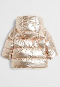 Mango - LONG - Płaszcz zimowy - copper - 1