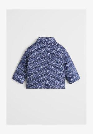 WASSERDICHTER STEPPANORAK - Winter jacket - marineblau