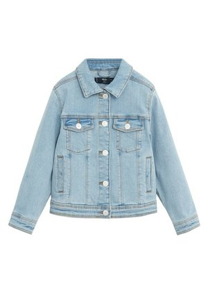 ALLEGRA - Denim jacket - lyseblå