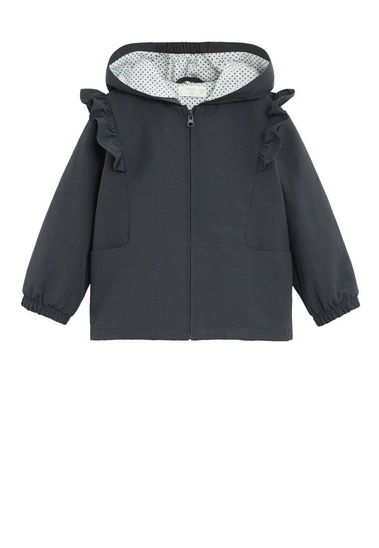 Mango - Light jacket - gris anthracite