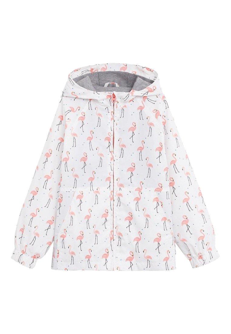 Mango - CENTEN - Waterproof jacket - weiß