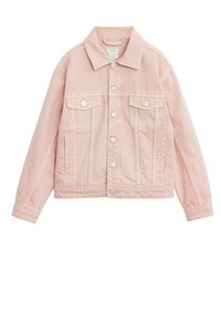 Mango - MARIA - Denim jacket - lyserød - 0