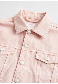 Mango - MARIA - Denim jacket - lyserød - 2