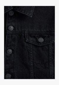 Mango - MARIAN - Veste en jean - black denim - 1