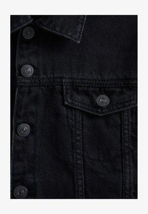 MARIAN - Kurtka jeansowa - black denim