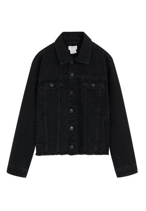 MARIAN - Veste en jean - black denim