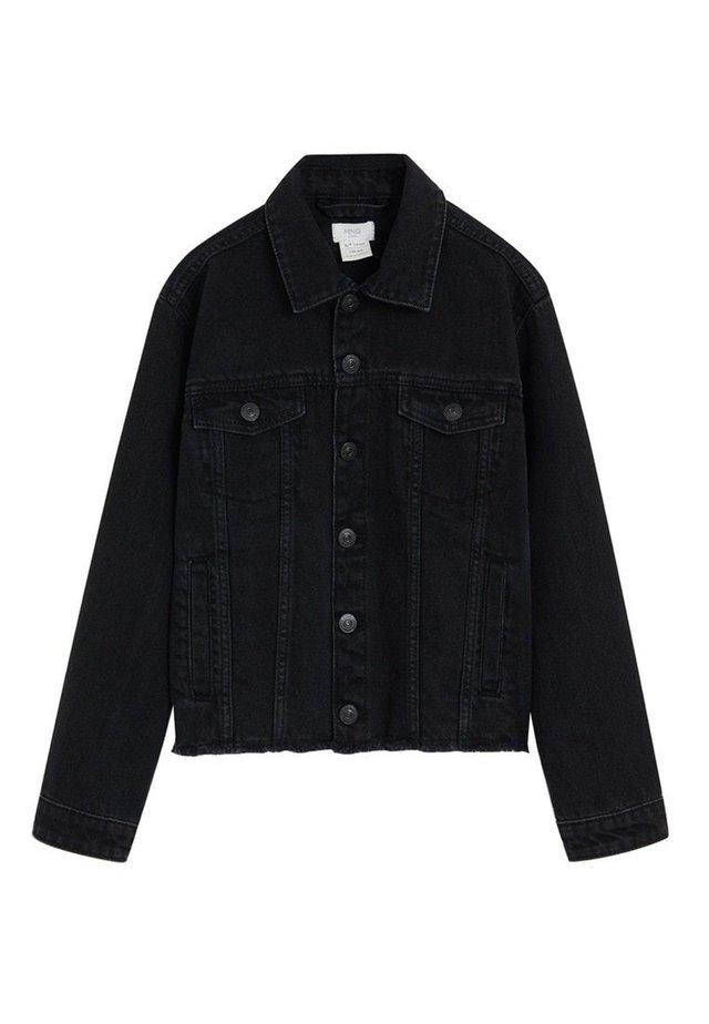 MARIAN - Giacca di jeans - black denim