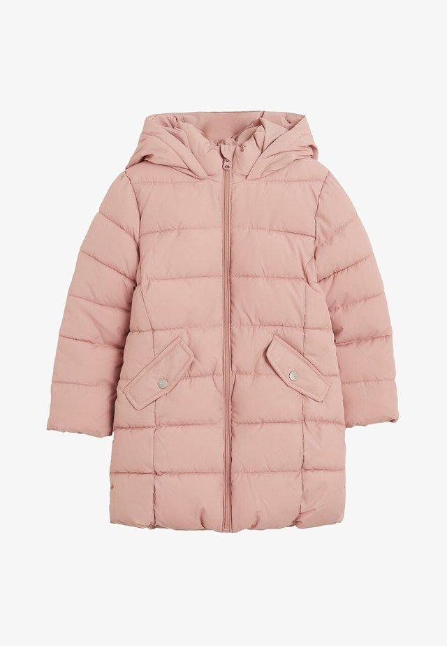 ALILONG - Wintermantel - roze