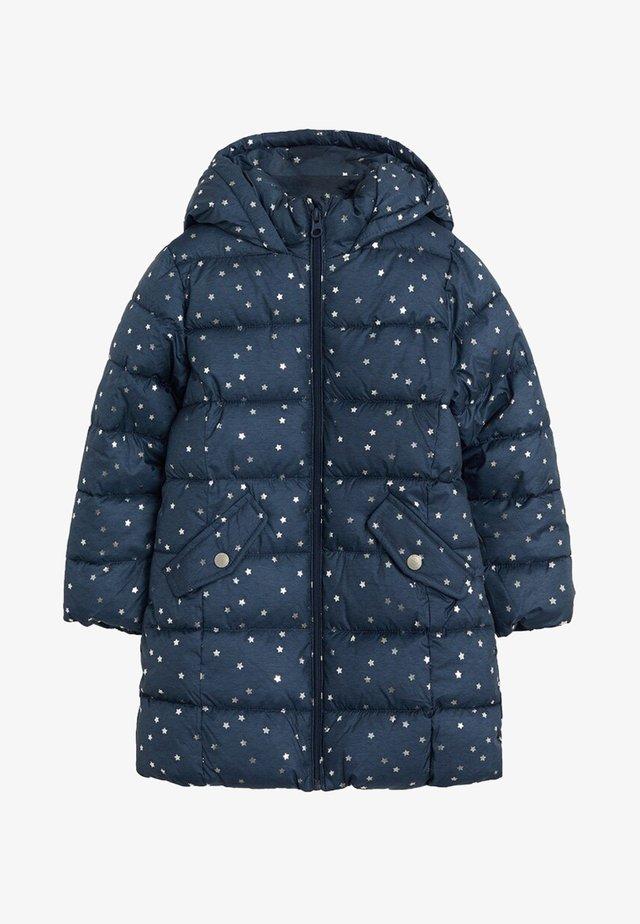 ALILONG - Winter coat - blauw