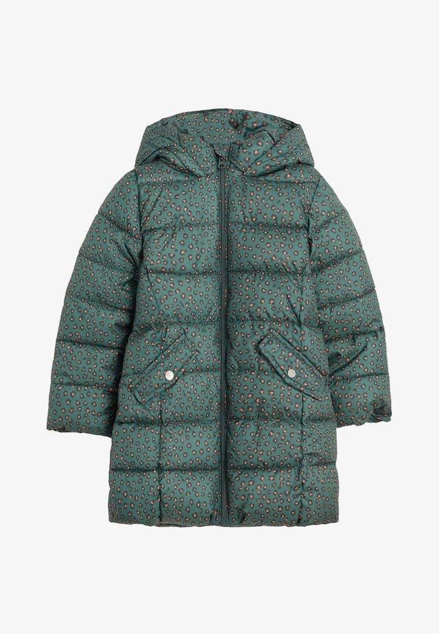 ALILONG - Płaszcz zimowy - groen