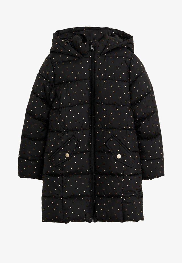 ALILONG - Wintermantel - zwart