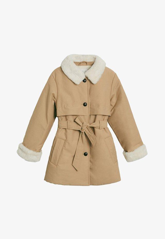 DINA - Lett jakke - sandfarben