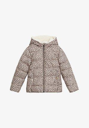 ALILUX7 - Winter jacket - marron