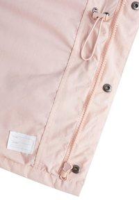 Mango - KANE - Waterproof jacket - hellrosa - 2