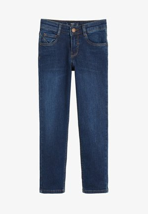 JACOB - Straight leg jeans - dark blue