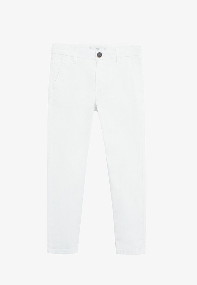 PICCOLO6 - Chino - weiß