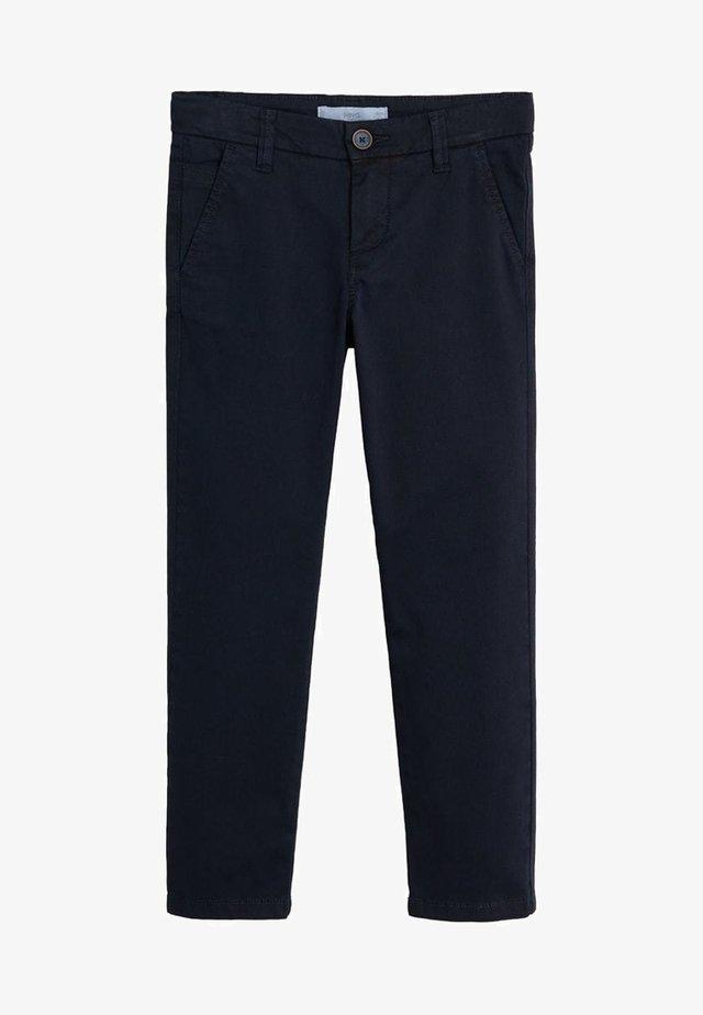 PICCOLO6 - Chino - dark navy blue