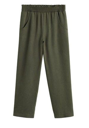 CULOTTES I 100 % LYOCELL - Pantalon classique - kaki
