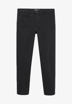 ALEX - Spodnie materiałowe - black