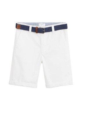 Shorts - hvid