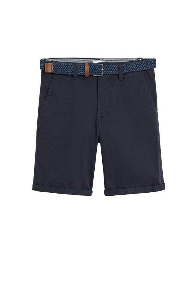 Shorts - marineblå