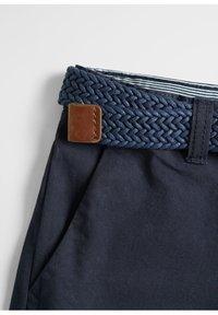 Mango - Shorts - marineblå - 2