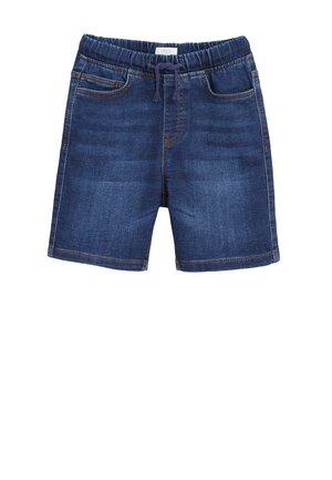 COMFY - Jeansshort - dunkelblau