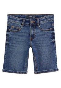 Mango - JOHN - Jeans Shorts - dunkelblau - 0