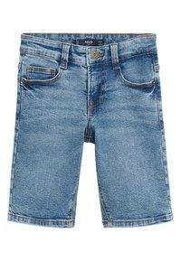 Mango - JOHN - Jeans Shorts - mittelblau - 0