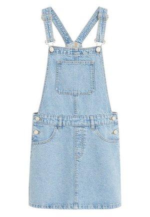 PAULINA - Vestito di jeans - lyseblå