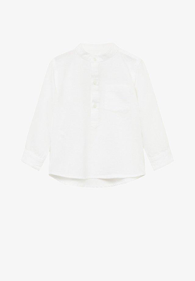 ARTUR - Skjorta - cremeweiß