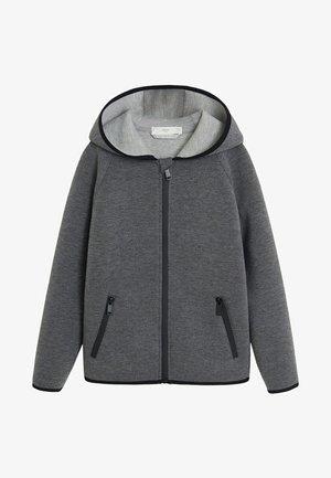 PABLO - Zip-up hoodie - grey