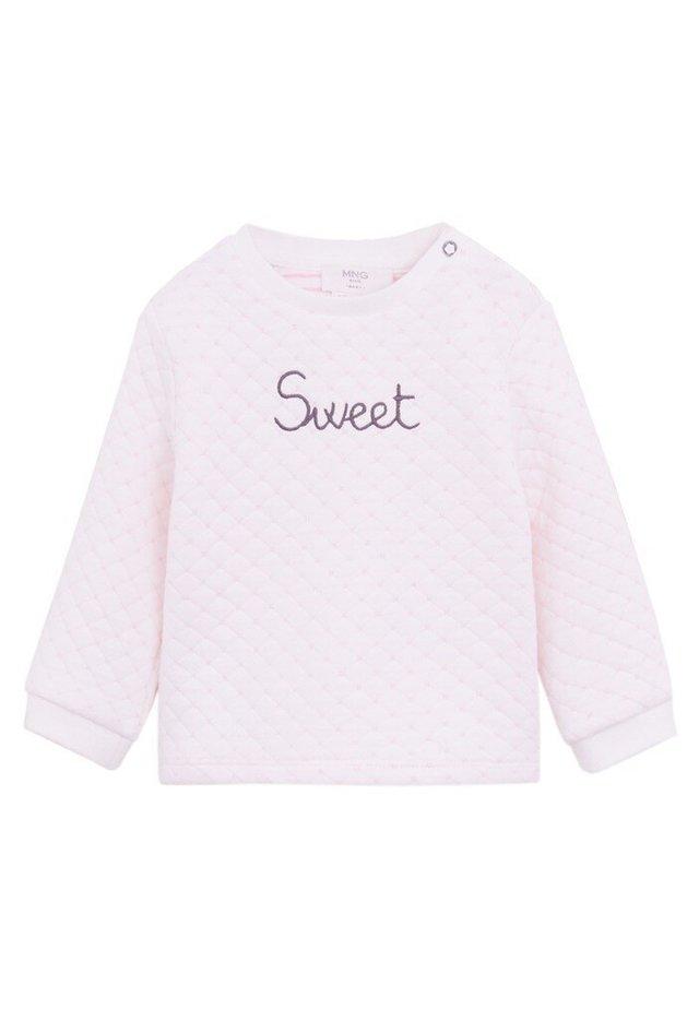SWEATSHIRT - Sweatshirt - cremeweiß