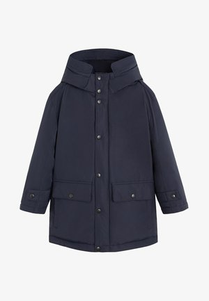 FAST - Wintermantel - dark navy blue