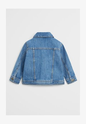DIEGO - Denim jacket - mellemblå