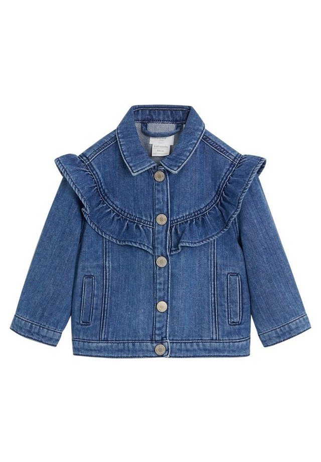 NORMA - Giacca di jeans - middenblauw