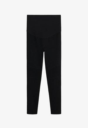MUMOT - Leggings - Trousers - nero