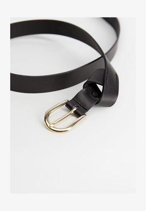 CORD - Belt - schwarz