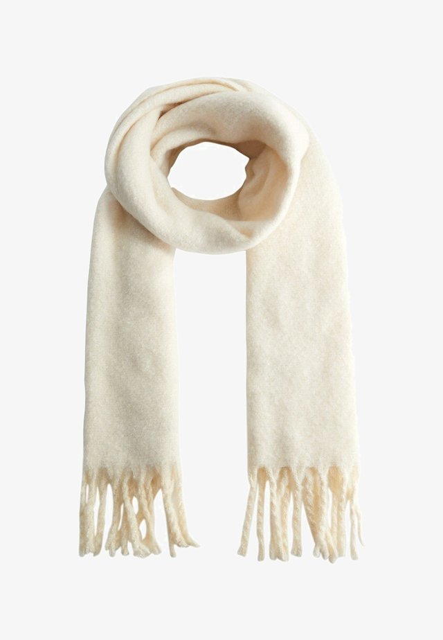 REHIMA - Écharpe - creamy white