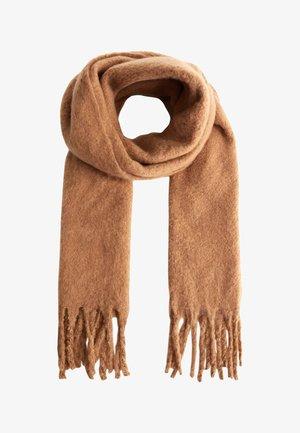 REHIMA - Scarf - medium brown